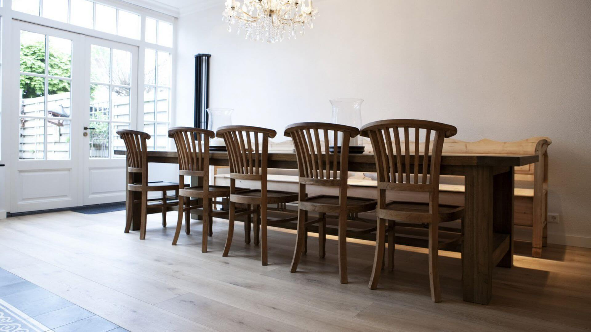 oak wood floor