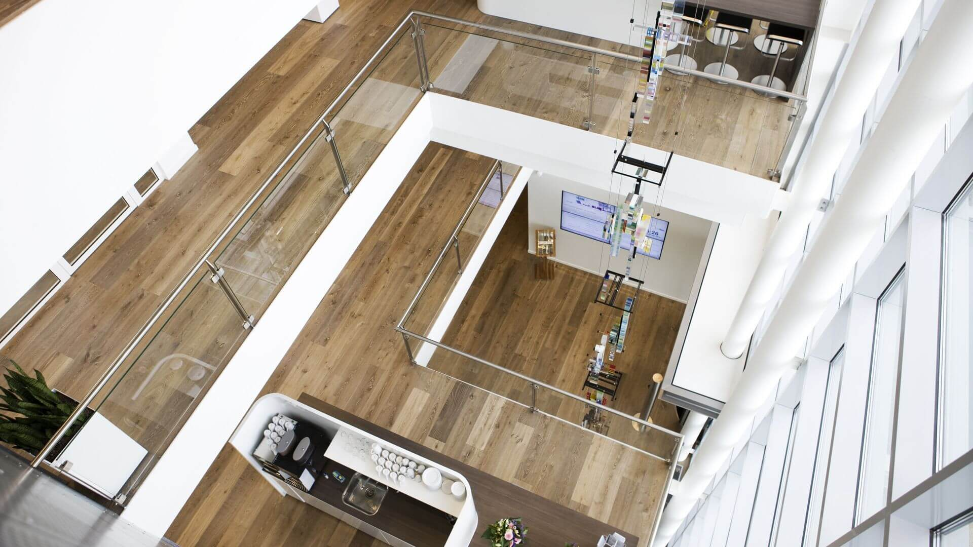 office wood flooring in arnhem