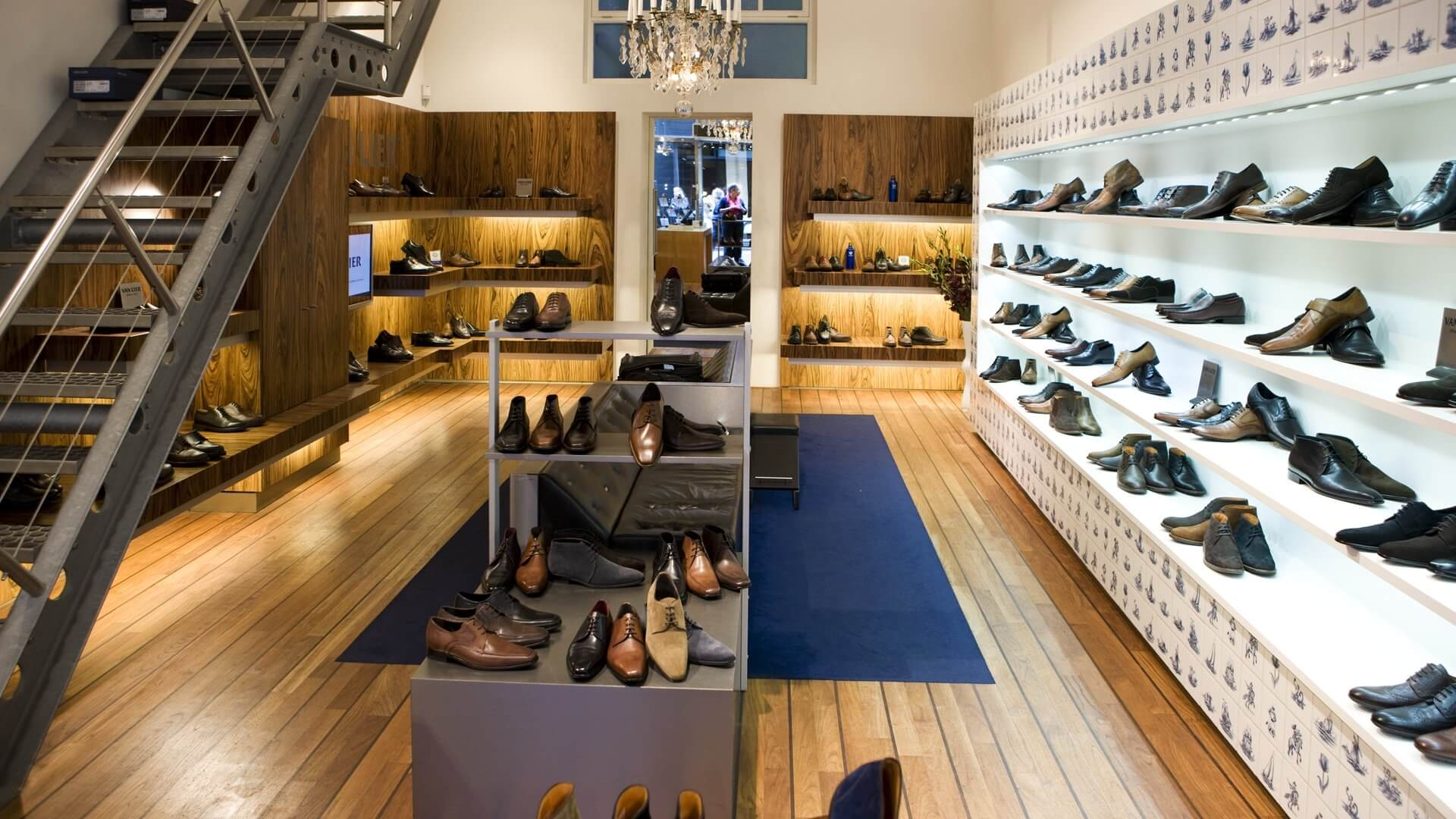 project amsterdam shoestore