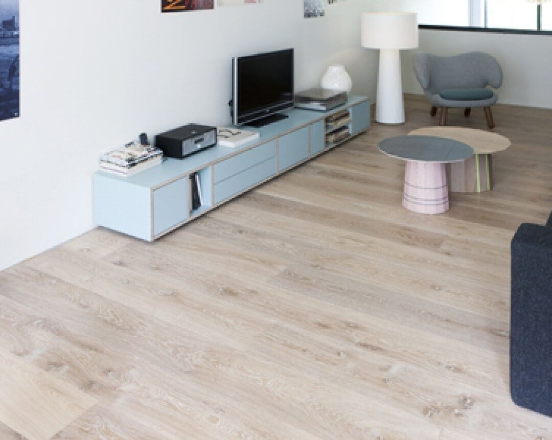 Rustic French Oak Floor