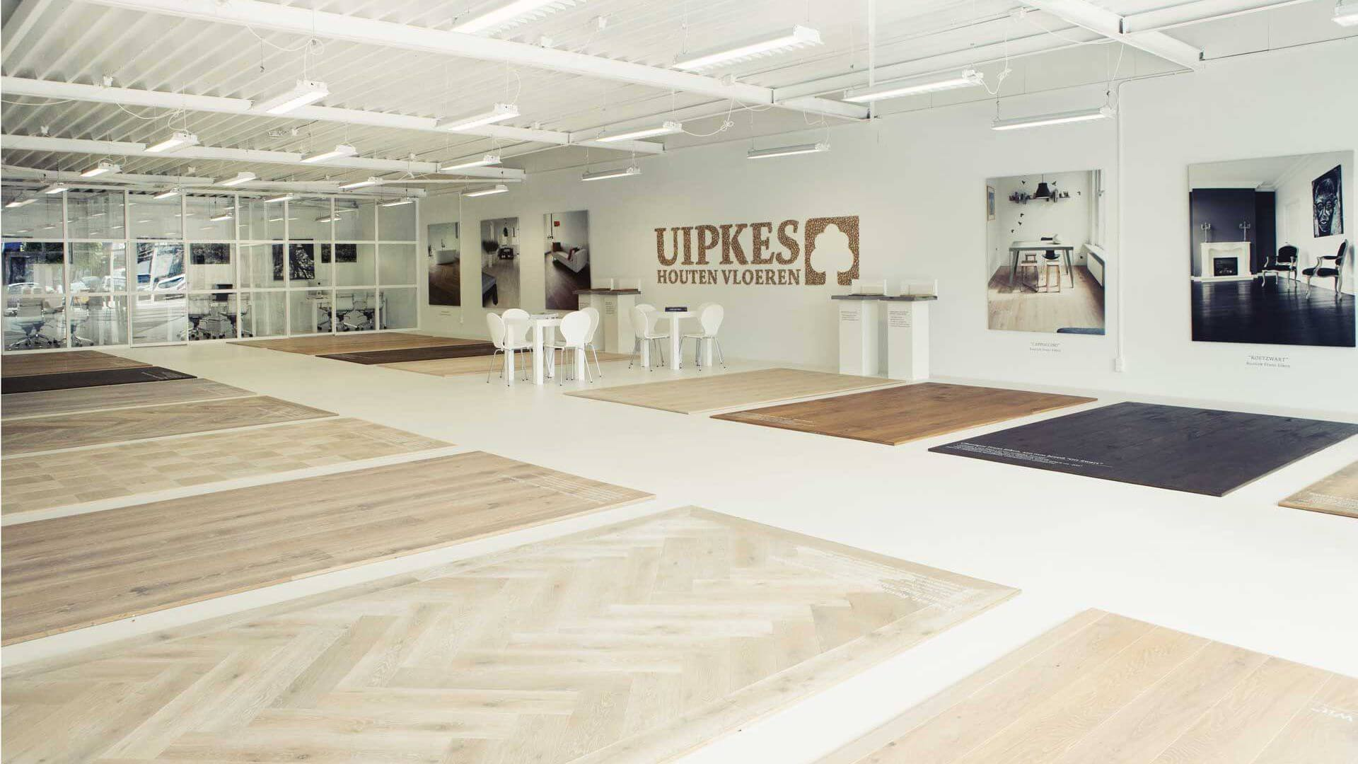 showroom uipkes