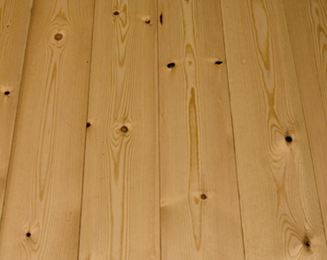Siberian Larch Wood Floor