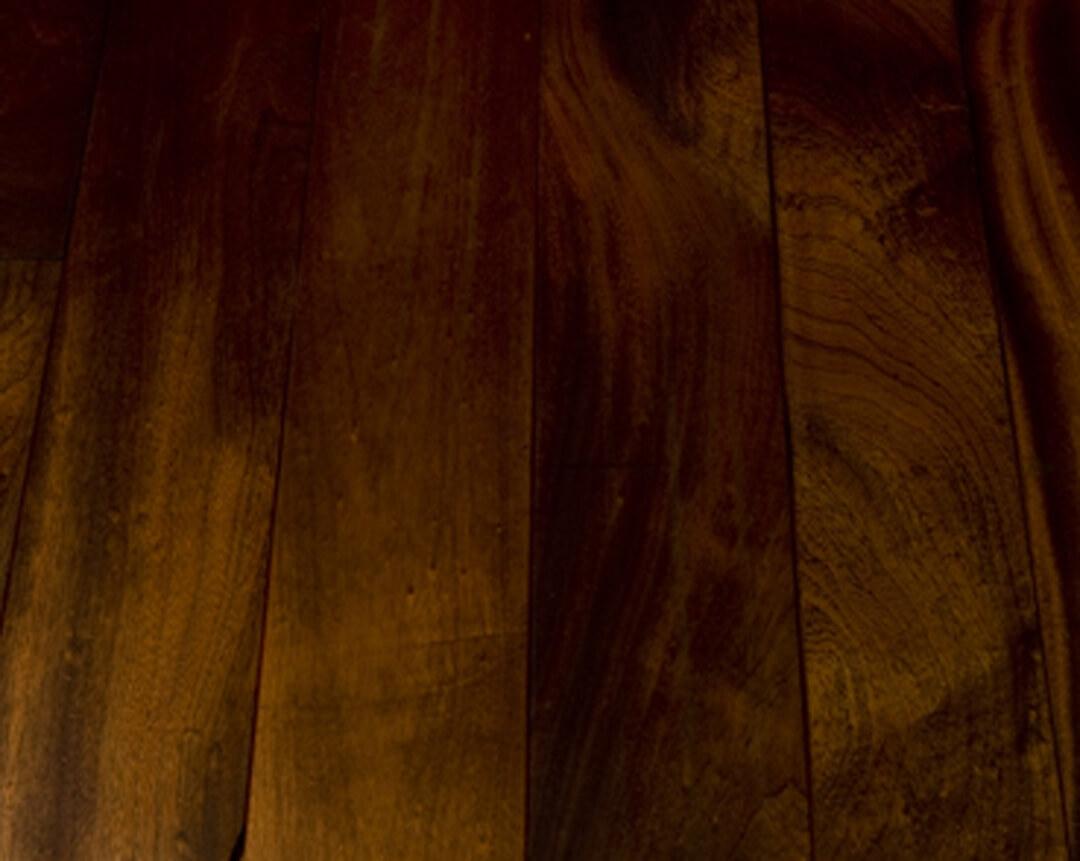 Sipo Mahogany Wood Floor