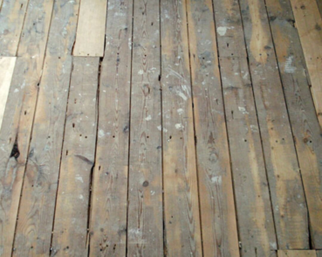 Wooden Floor on Existing Wooden Subfloor