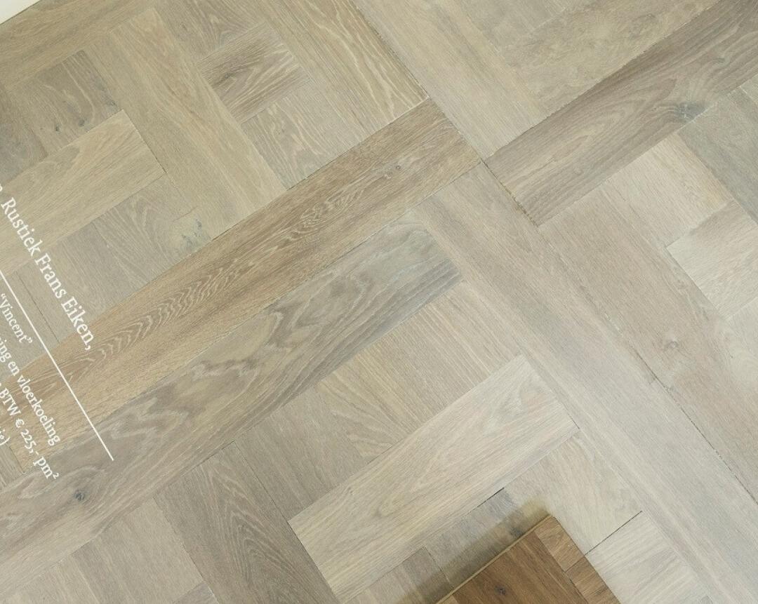 chantilly pattern wood flooring amsterdam