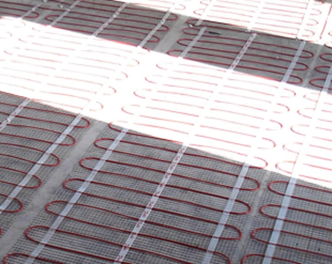 Electric underfloor heating for your wooden floor