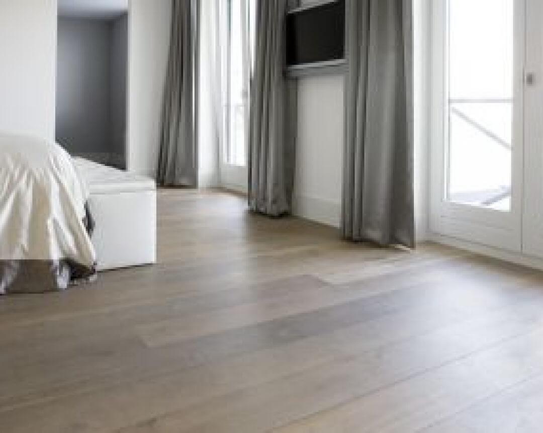 Wood Floor in Existing Home