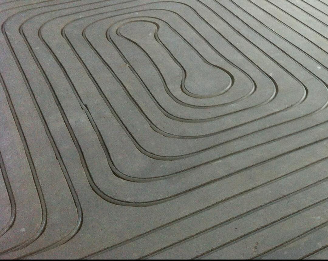 Mill floor heating under your wooden floor