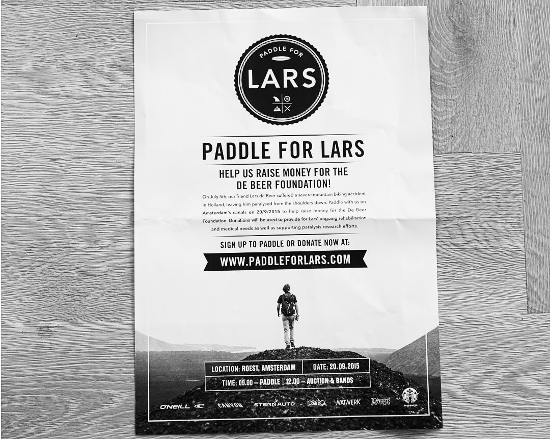 paddle for lars
