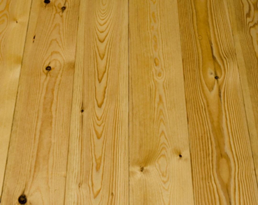 Pitch Pine Wood Floor