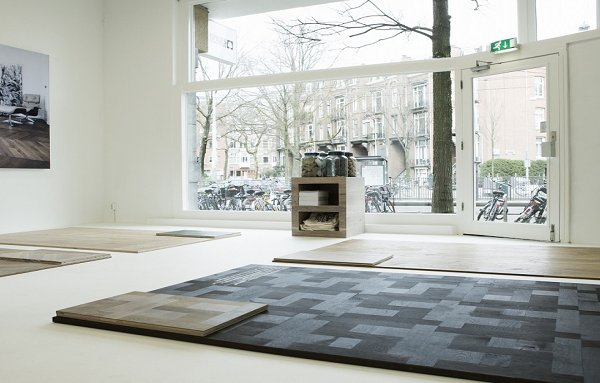showroom uipkes wood floors amsterdam