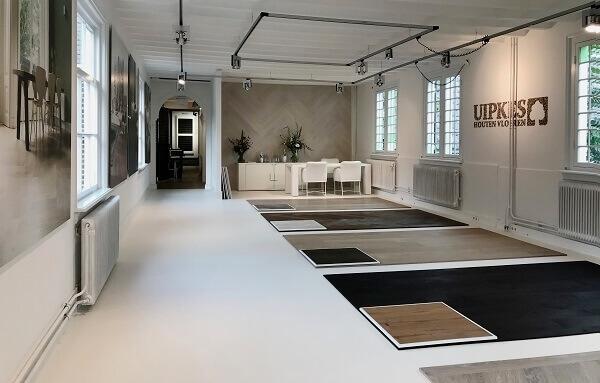 showroom uipkes wood floors naarden vesting