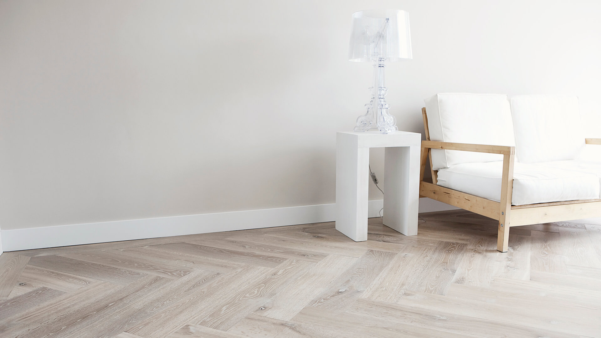 White Oak Layered Wood Flooring