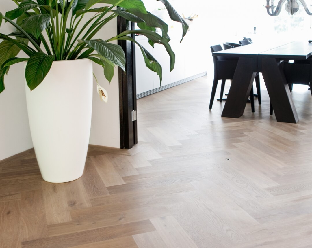 Wood flooring shrinking and swelling