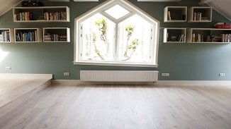 Engineered Wood Flooring Blossom White
