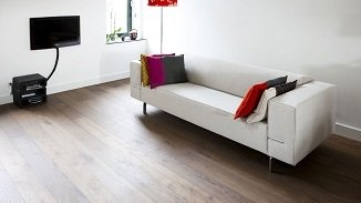 Engineered Wood Flooring on Underfloor Heating - Espresso