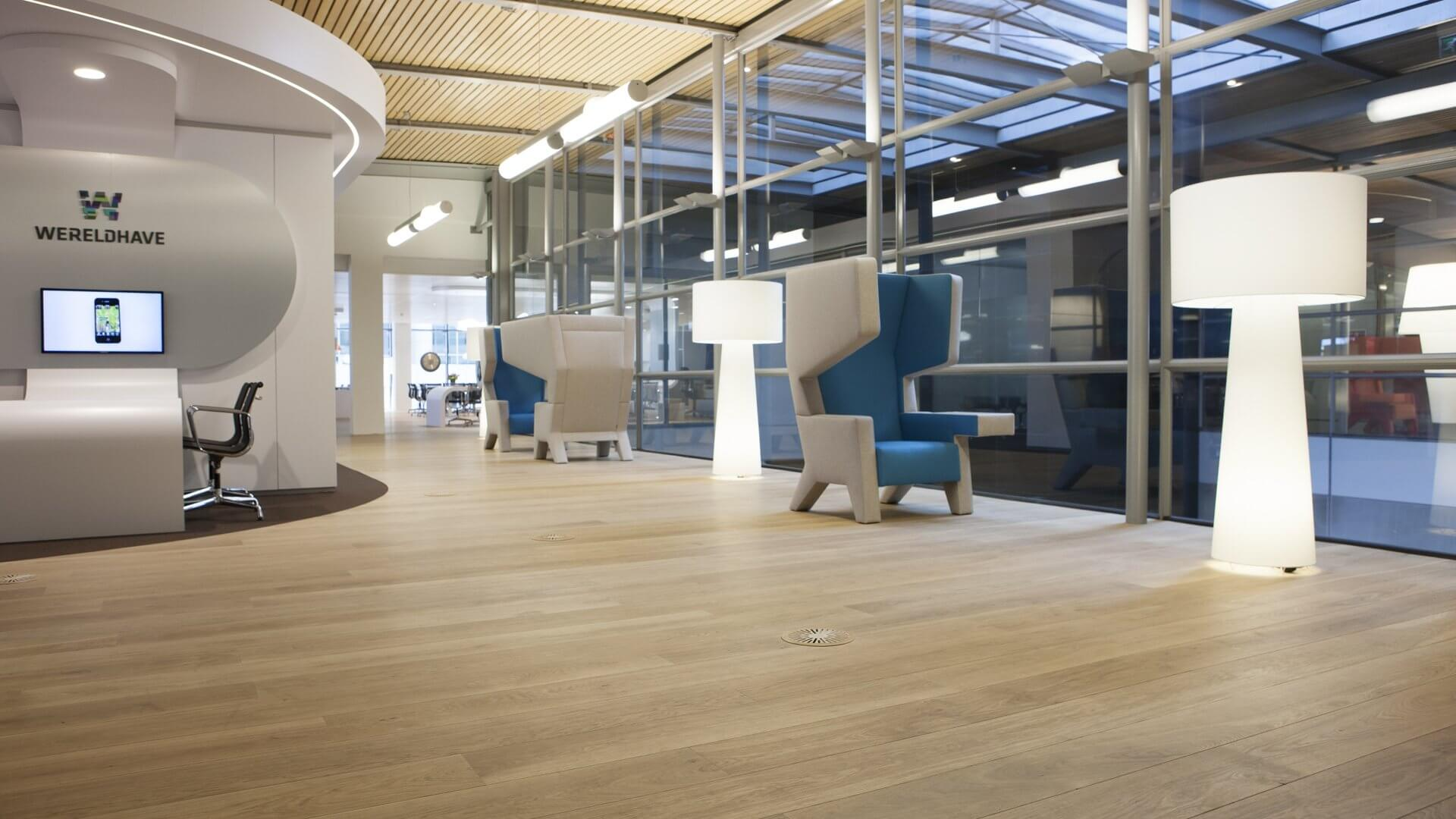 Office floors WTC Schiphol Airport
