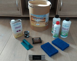 Maintenance Set Uipkes Wood Flooring