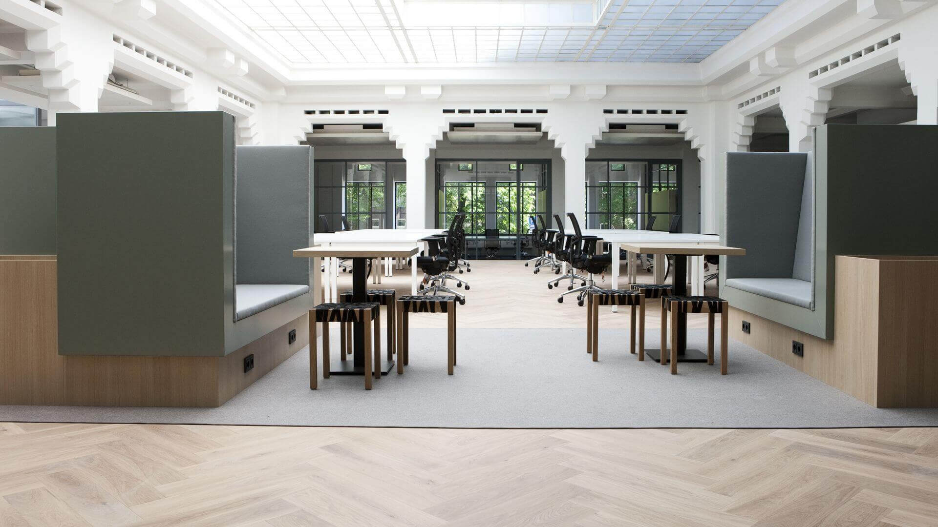project berlage uipkes wood flooring