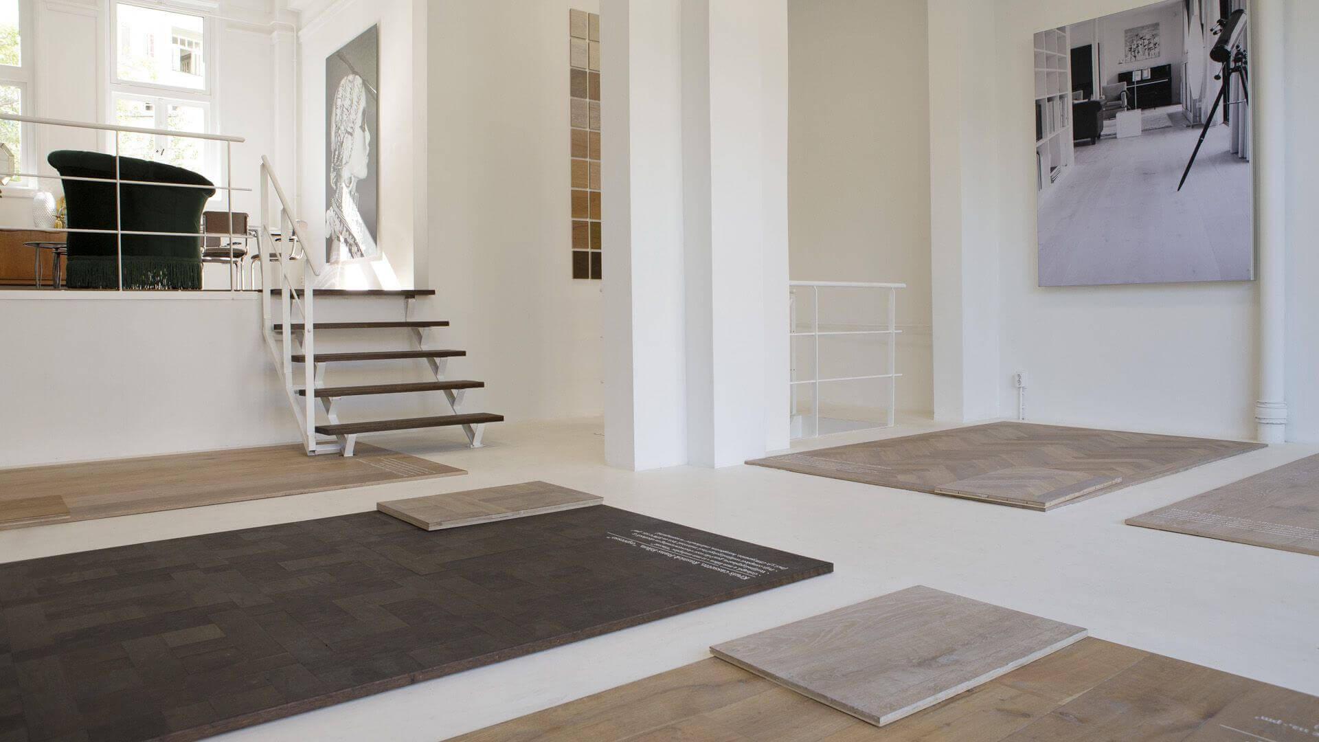 uipkes wood flooring amsterdam showroom