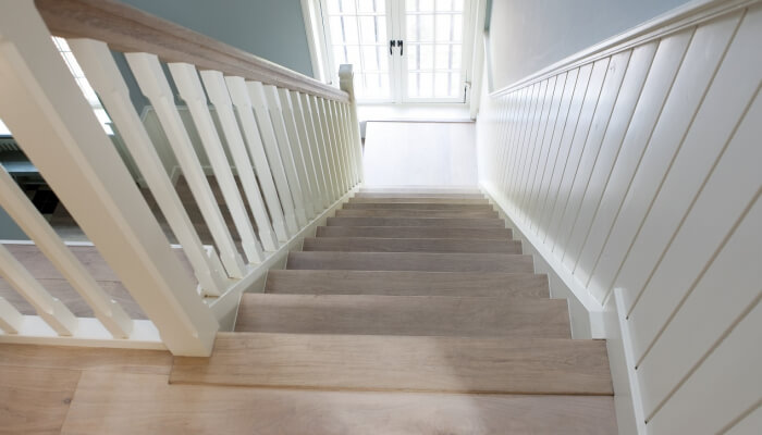 Complete Staircase Renovation including Banister and Bars