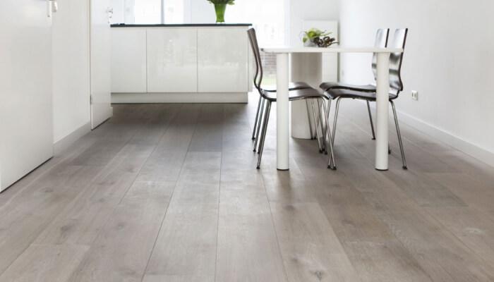 Oak wood floor The Hague