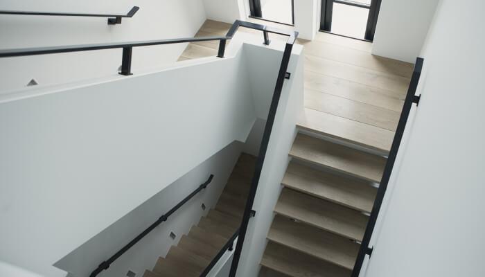 Staircase Renovation Multiple Floors