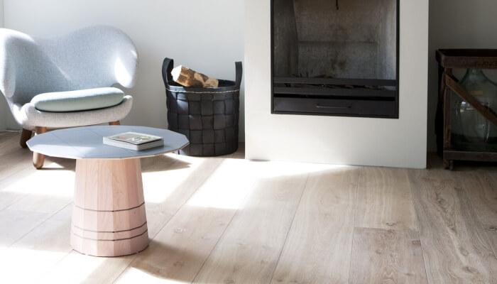 wood floor underfloor heating amsterdam
