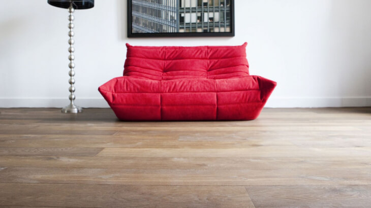 oak wood floor amsterdam